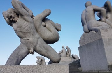 Vigeland-Park-by-dina-johnsen